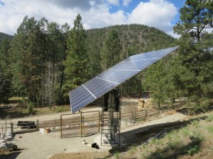 Penticton Solar Tracking System