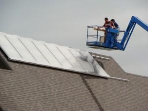Red Deer Solar Power System