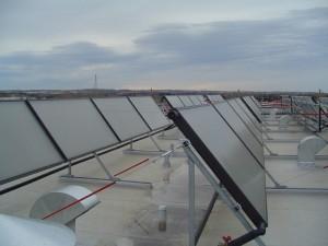 Red Deer Comfort Inn Solar Panels