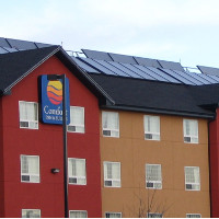 Red Deer Comfort Inn
