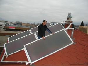 Penticton Hostelling International Solar Power