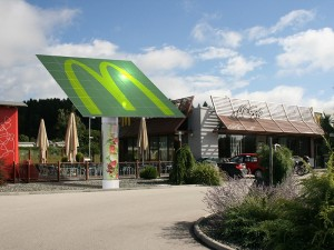Germany McDonalds Solar Application