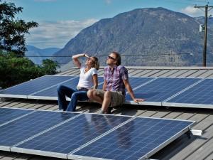 Cawston Orofino Vineyards Solar Grid Tied System