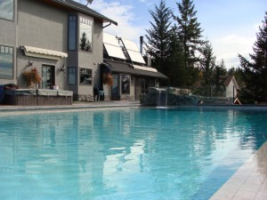 Okanagan Solar Pool Heating