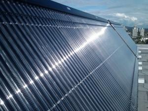 Penticton Retirement Centre Solar Tubes