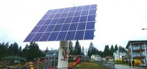 Tsleil Nation Solar Power
