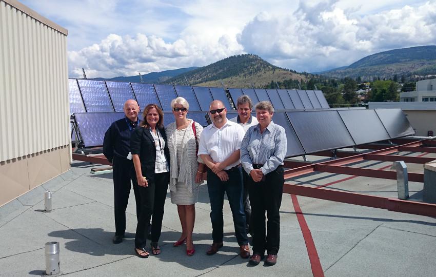 Solar Tour Green Party