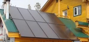 Yukon Solar Water Heating