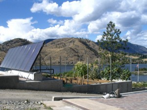Okanagan Falls Home Solar Power