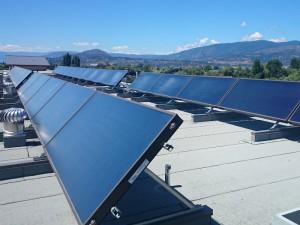 Kelowna The Mode Solar Water Heating